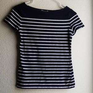 H&M Top Blue Size Small